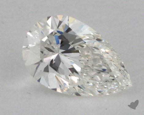 0.55 Carat G-IF Pear Shape Diamond
