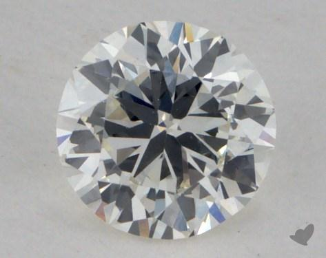 0.51 Carat J-VS2 Very Good Cut Round Diamond