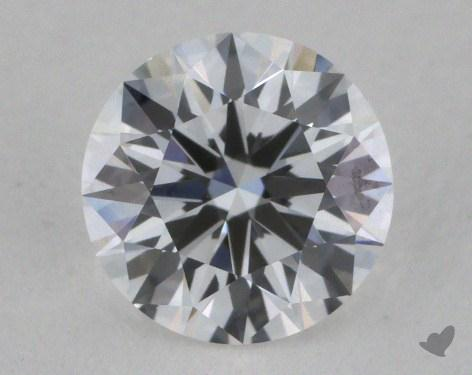 0.65 Carat E-VS2 Very Good Cut Round Diamond