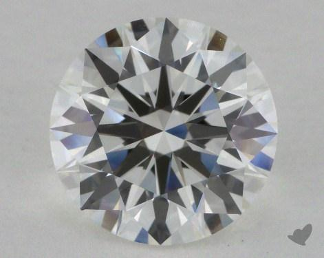 2.28 Carat G-VVS1 Excellent Cut Round Diamond