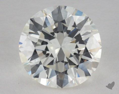 1.80 Carat I-IF Very Good Cut Round Diamond