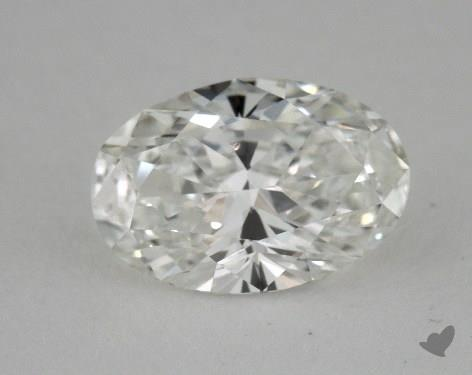 1.22 Carat H-IF Oval Cut  Diamond