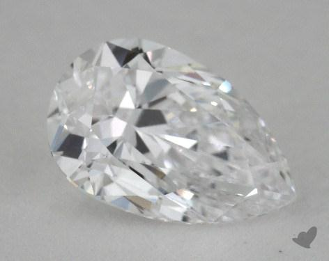 1.03 Carat D-VVS2 Pear Shaped  Diamond
