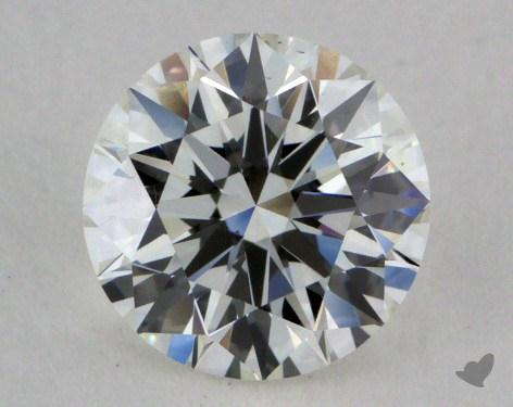 0.73 Carat H-VS1 Excellent Cut Round Diamond