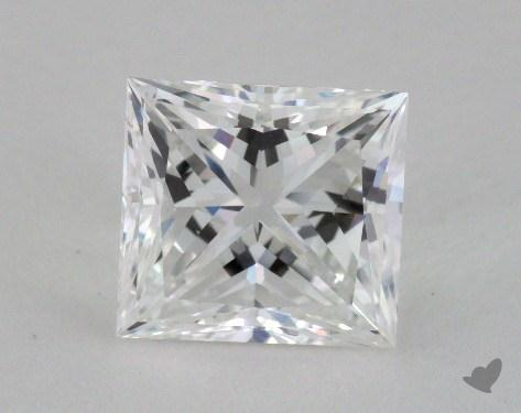 2.05 Carat F-SI1 Princess Cut Diamond