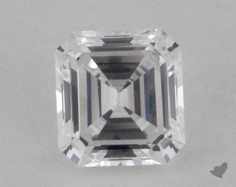 0.33 Carat D-VVS2 Asscher Cut Diamond