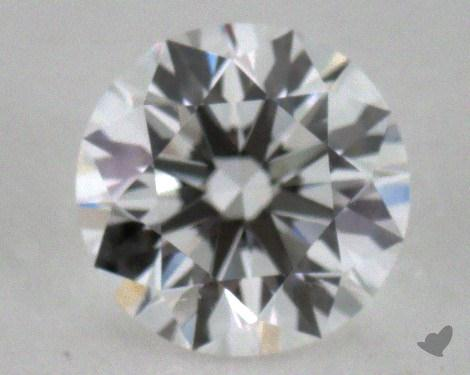 0.51 Carat E-VVS2 Excellent Cut Round Diamond