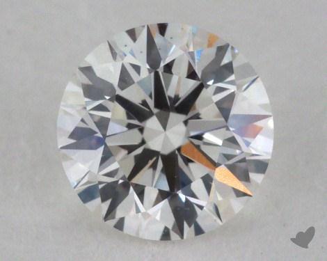 0.60 Carat G-SI1 Excellent Cut Round Diamond