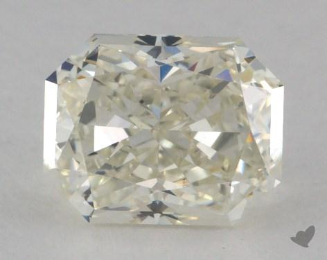 1.78 Carat J-VS1 Radiant Cut Diamond