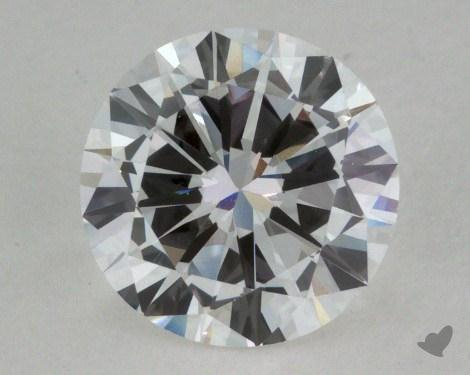 0.98 Carat D-VS1 Good Cut Round Diamond