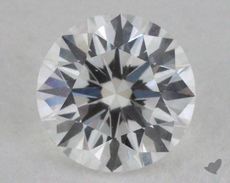 0.51 Carat D-VS1 Excellent Cut Round Diamond