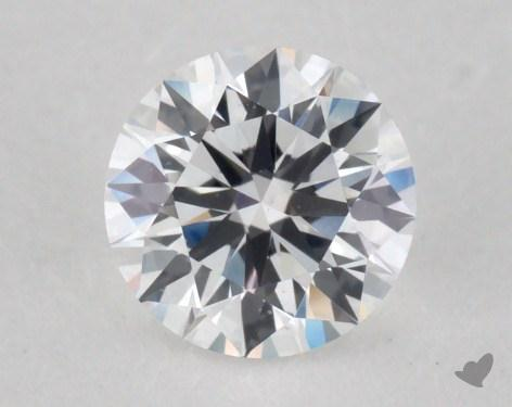 0.61 Carat E-VS2 Excellent Cut Round Diamond