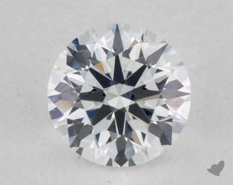 0.62 Carat E-VS2 Excellent Cut Round Diamond