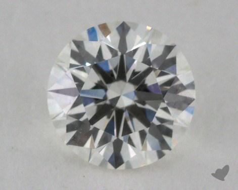 0.59 Carat I-VS1 Excellent Cut Round Diamond