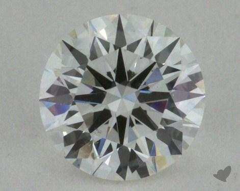 0.75 Carat F-SI1  True Hearts<sup>TM</sup> Ideal  Diamond
