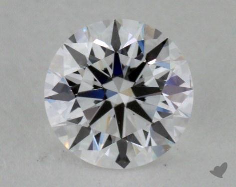 0.71 Carat E-VS2 True Hearts<sup>TM</sup> Ideal Diamond