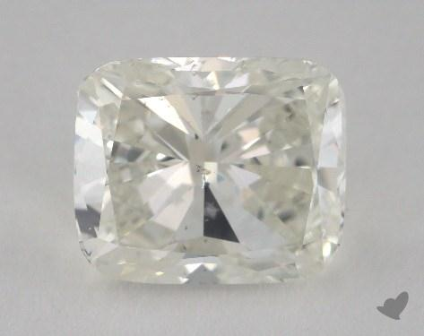 3.01 Carat J-SI2 Cushion Cut Diamond