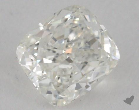 0.49 Carat H-VS1 Cushion Cut Diamond