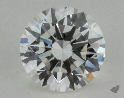 1.01 Carat F-VVS2 Excellent Cut Round Diamond