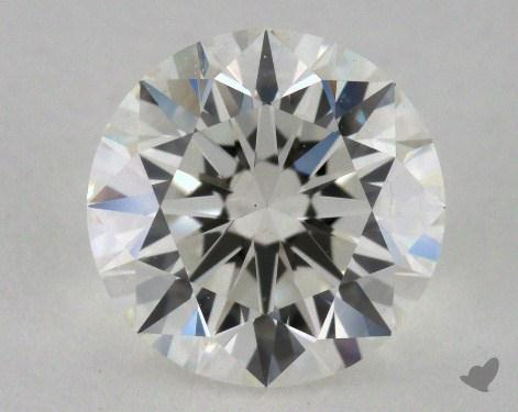 1.34 Carat I-VS1 Excellent Cut Round Diamond 