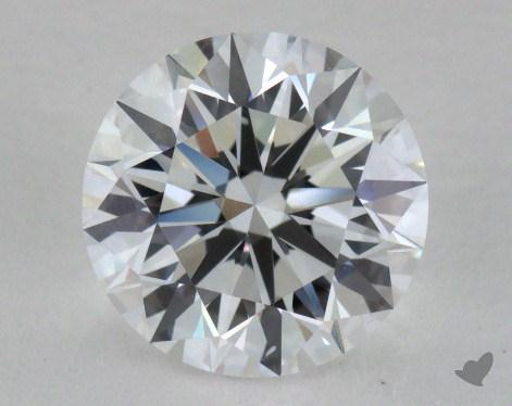 1.76 Carat E-VS2 Excellent Cut Round Diamond 