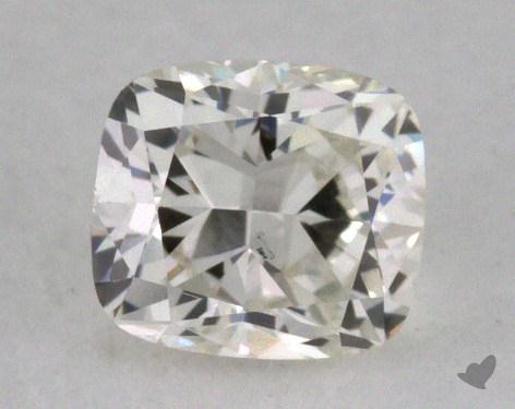 0.40 Carat I-SI1 Cushion Cut Diamond