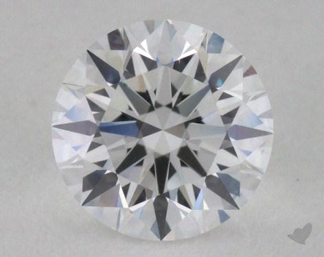 0.90 Carat D-IF Excellent Cut Round Diamond