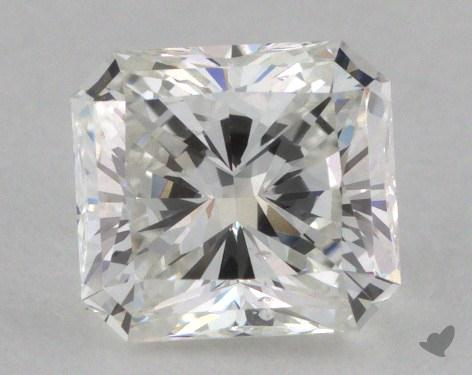 1.09 Carat F-VS2 Radiant Cut  Diamond