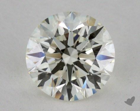 1.30 Carat J-VS2 Excellent Cut Round Diamond