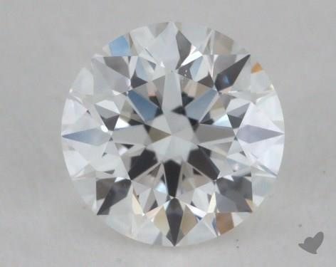 0.52 Carat F-VS2 Excellent Cut Round Diamond