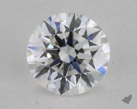 0.50 Carat F-VS2 Excellent Cut Round Diamond
