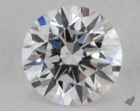 <b>0.50</b> Carat D-SI1 Very Good Cut Round Diamond