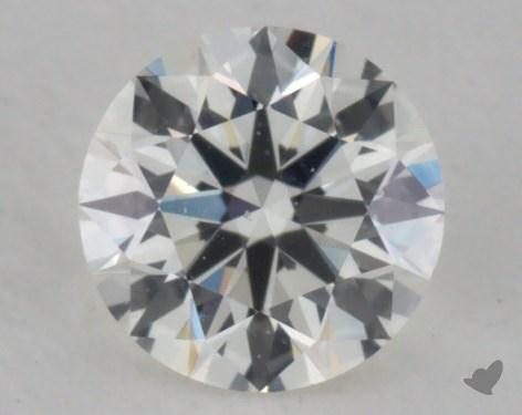 0.41 Carat H-VS2 Ideal Cut Round Diamond