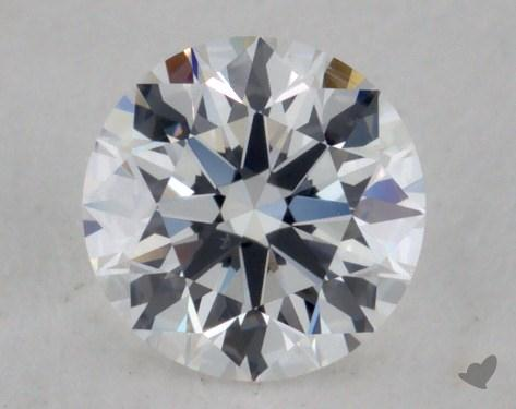 0.55 Carat E-VS2 True Hearts<sup>TM</sup> Ideal Diamond