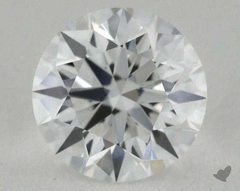 1.11 Carat F-VS2 True Hearts<sup>TM</sup> Ideal Diamond