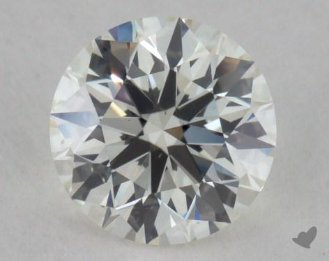 1.06 Carat J-SI1 True Hearts<sup>TM</sup> Ideal Diamond