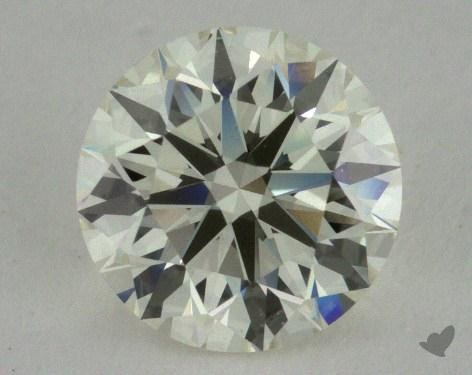 1.03 Carat K-VVS2 True Hearts<sup>TM</sup> Ideal Diamond 