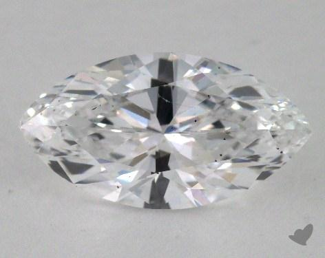 2.01 Carat E-SI1 Marquise Cut Diamond