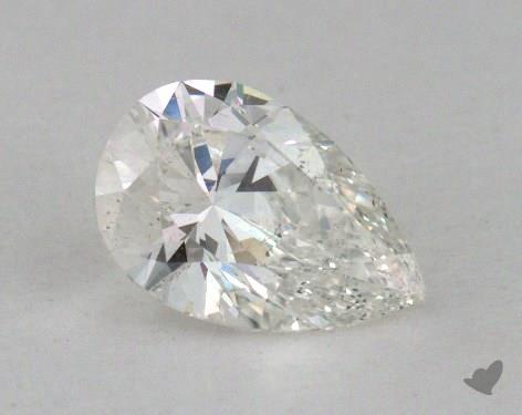 1.04 Carat I-SI2 Pear Cut Diamond