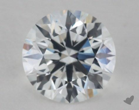 2.27 Carat E-VVS2 Excellent Cut Round Diamond