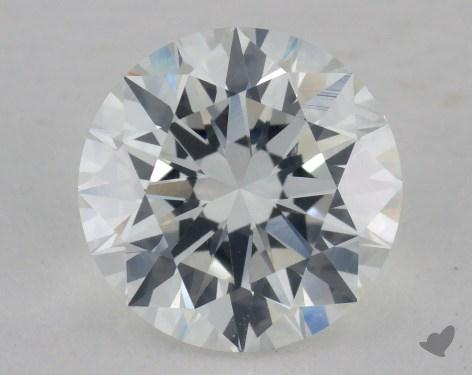 1.40 Carat E-VVS1 Excellent Cut Round Diamond