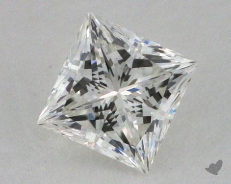 0.42 Carat G-VVS1 Princess Cut  Diamond