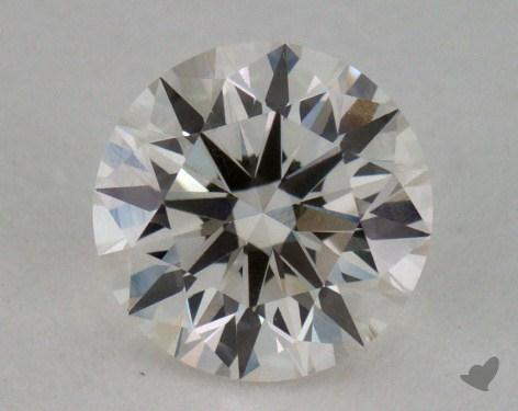0.68 Carat J-VS1  True Hearts<sup>TM</sup> Ideal  Diamond