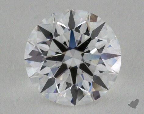 0.90 Carat E-VVS2 True Hearts<sup>TM</sup> Ideal Diamond