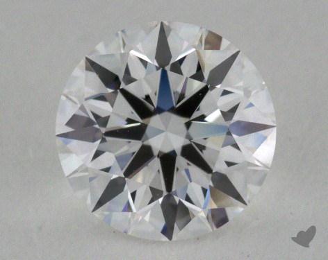0.90 Carat E-VVS2 True Hearts<sup>TM</sup> Ideal Diamond