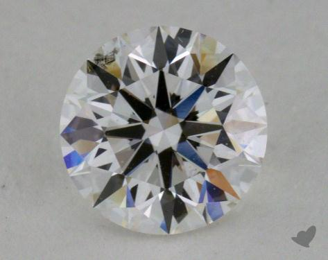 0.72 Carat F-SI1  True Hearts<sup>TM</sup> Ideal  Diamond