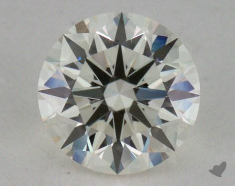 0.59 Carat K-VS2 True Hearts<sup>TM</sup> Ideal Diamond