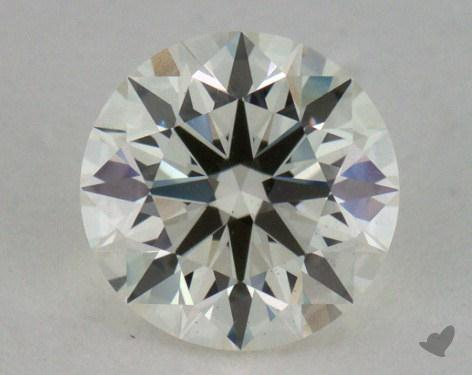 0.56 Carat K-VS2 True Hearts<sup>TM</sup> Ideal Diamond