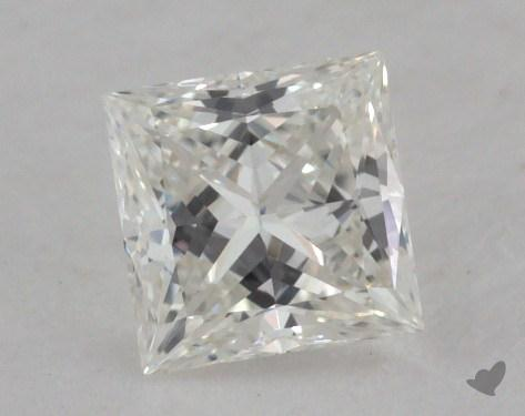 0.41 Carat G-VVS1 Very Good Cut Princess Diamond