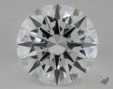 1.01 Carat G-SI2 Excellent Cut Round Diamond